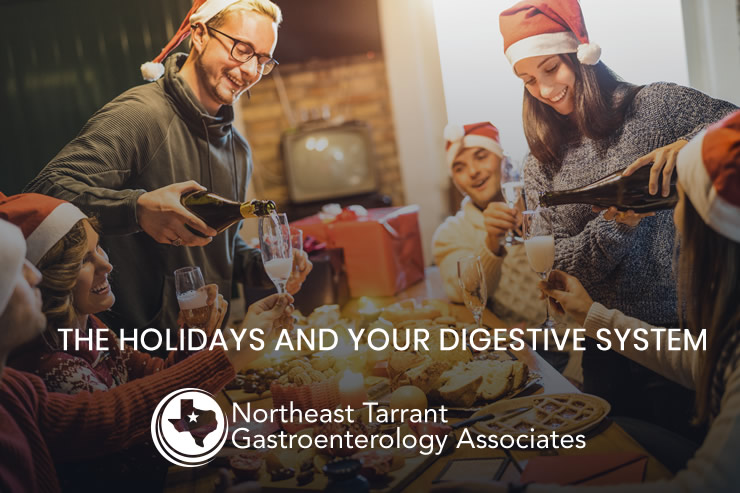 Holidays and your Digestive System